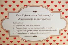 Lola Wonderful_Blog: Pack San Valentin - Cupcakes