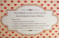 Lola Wonderful_Blog: Pack San Valentin - Cupcakes