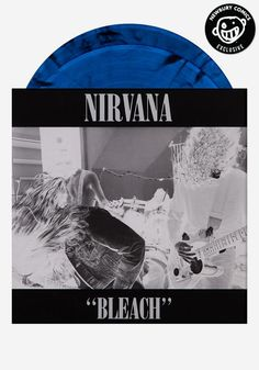 NIRVANA Bleach Deluxe Exclusive 2 LP - You will be mine someday soon!
