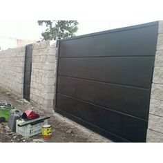 valla metalica jardin Buscar con Google Cool Pinterest