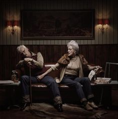 erwin olaf's photo lighting of dirty denim on guess the lighting blog