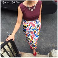 My (Nursing Outfit of the Day) . high-waisted skirts are a Mom's… Breastfeeding Fashion, Breastfeeding Clothes, Nursing Clothes, Moms Best Friend, Nursing Wear, Skirts With Pockets, Outfit Of The Day, Billionaire, High Waisted Skirt