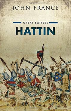 Hattin: Great Battles Series - On 4 July 1187 the legendary Muslim leader Saladin destroyed the Crusader army of the Latin Kingdom of Jerusalem with a terrible slaughter at the battle of Hattin - and went on to restore the Holy City of Jerusalem to Islamic rule.   The carnage at Hattin was the culmination of almost a century of religious wars between Christian and Muslim in the Holy Land. It had enormous consequences for the whole medieval world because it produced an intensification holy…