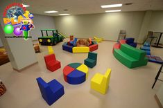 What a great soft indoor play area which our customer posted.  Great for a daycare in a fitness or recreation center. International Play Company designed, manufactured and installed the soft stuff play items. www.iplayco.com or email us at sales@iplayco.com for more information. #softplay #toddler #children #fitness #Recreation #playscape #playtime #webuildfun