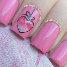Valentine's Day Nails | Spoonful