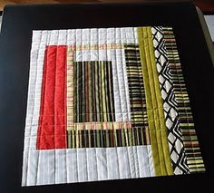 The best quilt as you go tutorial and others, all with step by step pics and instructions. I love this woman!