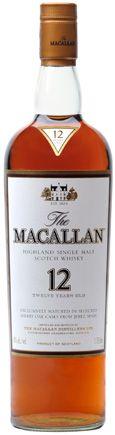 Gifts for new boyfriends: Macallan Scotch ($45)