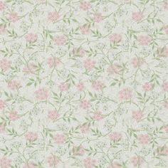 The Original Morris & Co - Arts and crafts, fabrics and wallpaper designs by William Morris & Company | Products | British/UK Fabrics and Wallpapers | Jasmine (DM3W214725) | Archive III Wallpapers