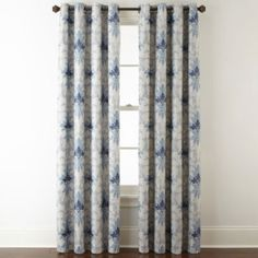 FREE SHIPPING AVAILABLE! Buy Linden Street Aurora Haven Damask Blackout Grommet-Top Curtain Panel at JCPenney.com today and enjoy great savings. Available Online Only!