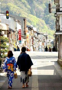 Kinosaki onsen (Giappone 2008)