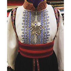 Folk Costume, Costumes, Norway, All Things, Scandinavian, Ethnic, Sewing Projects, Culture, Hoodies