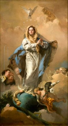 The Immaculate Conception - The Collection - Museo Nacional del Prado