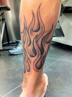 40 Hot & Burning Flame Tattoos | Tattoo forum, Tattoo prices and ...