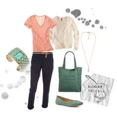 Summer to Fall outfit :)