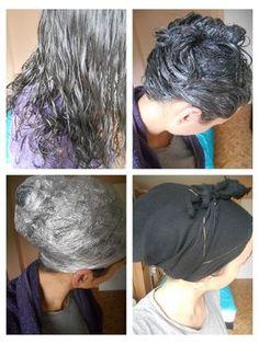 """Sa'ravissante Beauté: """"Masque hydratation profonde"""" pour cheveux déshydratés : Simplicité & Efficacité !"""