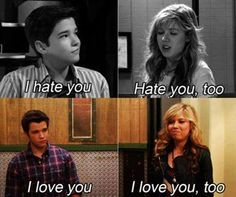 iCarly - Freddie and Sam ♥