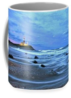 Montauk Lighthouse - Mug