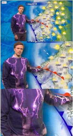 Great Moments In Weather Broadcast History - Neatorama