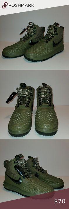 Nike Air Force 1 Low Utility VoltWhite Black Wolf Grey AJ7747 700