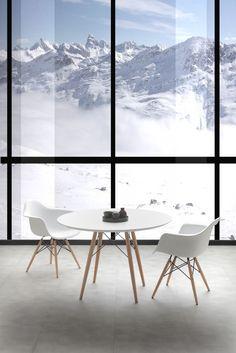 Tavolo Oslo. Angolo Design.