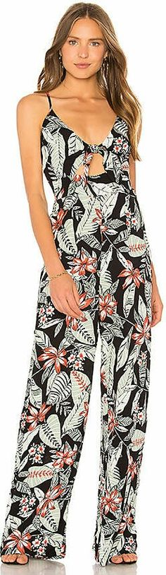 bbd07364a76 Aloha jumpsuit Fashion 2018 Trends