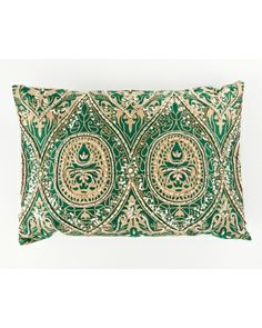 """14""""x20"""" Beaded Decorative Pillow product photo Main View T360x450"""