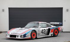 Porsche 935 race car - All Cars for Sale - Cars for Sale - Joe Macari Porsche 935, Porsche Motorsport, Martini Racing, Cool Sports Cars, Car Pictures, Car Pics, Photos, All Cars, Le Mans