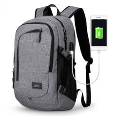 8ebdd17859e6 16 Best Anti-Theft USB Charging Backpacks images in 2018 | Backpack ...