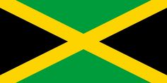 Jamaica flag is divided in 4 equal parts green and 2 black) by golden stripes. Jamaican flag colors, meaning and history. old Jamaica flag images. Flags Of The World, Countries Of The World, Albania, Bob Marley, Jamaica Country, Flag Of Jamaica, Jamaica Jamaica, Jamaica News, Jamaica Facts