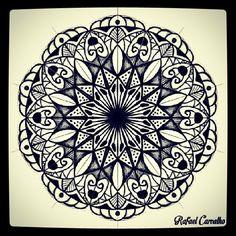selection-de-coloriages-de-mandala-022 #mandala #coloriage #adulte via dessin2mandala.com