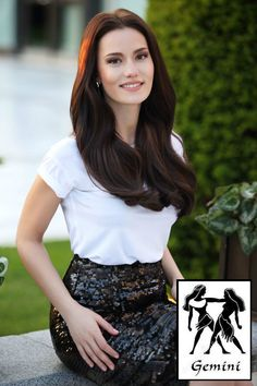 Fahriye Evcen (born 4 June 1986) is a Turkish actress, best known for her role as Necla Tekin on the Turkish TV-series Yaprak Dökümü and Feride role in Çalıkuşu series Novel by Reşat Nuri Güntekin. Fahriye studied sociology for one year in Germany. At age 19, she moved to Turkey then she studied history in Boğaziçi University in Istanbul/Turkey and graduated in 2014. Fahriye speaks Turkish, English, German and Spanish fluently.