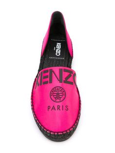 Купить Kenzo эспадрильи Kenzo Paris в Eraldo from the world's best independent boutiques at farfetch.com. 400 бутиков, 1 адрес. .