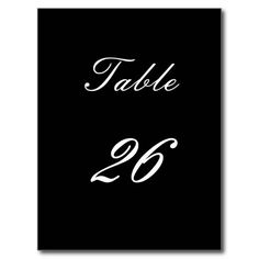 =>>Cheap          	Table Number 26 Post Card           	Table Number 26 Post Card In our offer link above you will seeShopping          	Table Number 26 Post Card today easy to Shops & Purchase Online - transferred directly secure and trusted checkout...Cleck Hot Deals >>> http://www.zazzle.com/table_number_26_post_card-239616988735105412?rf=238627982471231924&zbar=1&tc=terrest