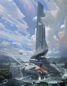 Halo 5 by John Wallin Liberto