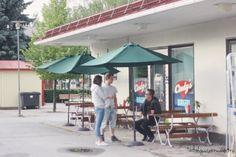 Cindy's Burgers, Nykarleby. TIDSTJUVEN - Finheter, vardag och foto