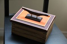 Handmade Wooden Jewellery Box. by Woodblends on Etsy