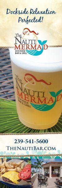 The Nauti Mermaid Dockside Bar & Grill - Cape Coral, FL