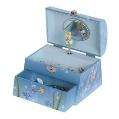 Disney Princess Ariel Jewelry Box Part Of Your World Disneys