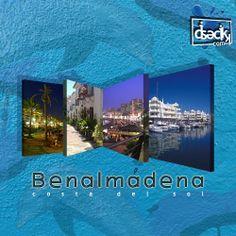diseño gráfico sobre benalmádena en la costa del sol by diseclick.com