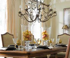 Fall table-scape <3 Ethan Allen Renaissance at Colony Park 601.853.0594 #shoprenaissance