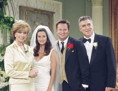 The One with Monica and Chandler's Wedding