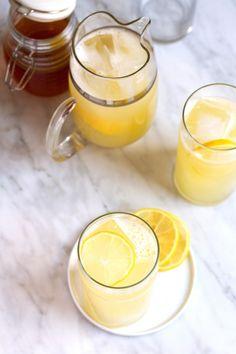 Citrus Coconut Electrolyte Drink | http://saltandwind.com