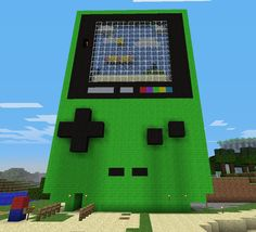Cool Minecraft Creations | Just a cool creation I found using Yahoo! image searcher!
