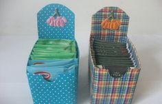 Saiba como reaproveitar caixas de leite para fazer lindos trabalhos artesanais, como embalagem de presente e porta objetos artesanal.
