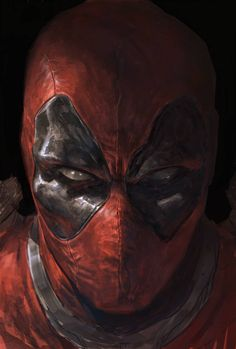 """Deadpool"" by Dave Rapoza"