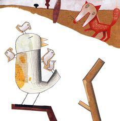 Isidro Ferrer illustration