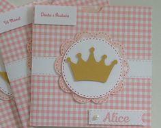 Convite Princesa