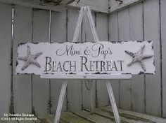 Image result for beach house signs