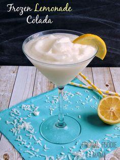 Frozen Lemonade Cola