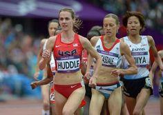 Olympics: Track and Field-Women's 5000m-Heats Molly Huddle  #running #olympics